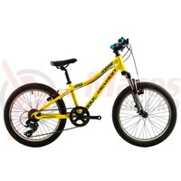 Bicicleta Devron Riddle K2.2 20' galbena 2019