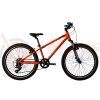 Bicicleta Devron Riddle K2.4 24' portocalie 2019