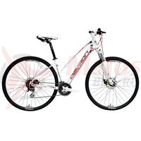 Bicicleta Devron Riddle Lady LH1.9 crimson white 2016