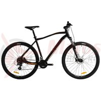 Bicicleta Devron Riddle M1.9 neagra 2018