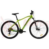Bicicleta Devron Riddle M1.9 verde 2018