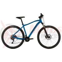 Bicicleta Devron Riddle M4.9 albastra 2019