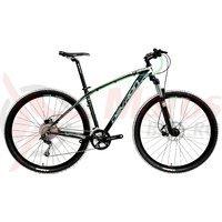 Bicicleta Devron Riddle Men H3.9 black malachite 2016