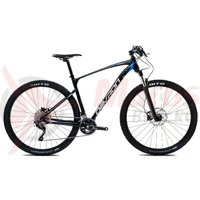 Bicicleta Devron Riddle Men H6.9 pure black 2017