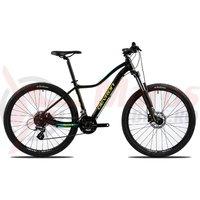 Bicicleta Devron Riddle W1.7 neagra 2019