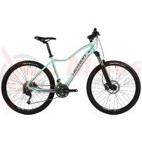 Bicicleta Devron Riddle W3.7 albastra 2018