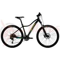Bicicleta Devron Riddle W3.7 neagra 2019