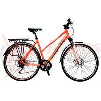 Bicicleta Devron Trekking Lady LT3.8 cooper grey