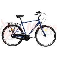 Bicicleta Devron Urbio C1.8 albastra 2016