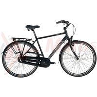 Bicicleta Devron Urbio C1.8 magic black 2016