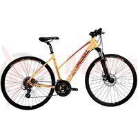 Bicicleta Devron Urbio LK2.8 mandarin dream 2016