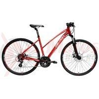 Bicicleta Devron Urbio LK2.8 rosie 2016