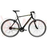Bicicleta Devron Urbio U2.8 neagra 2016