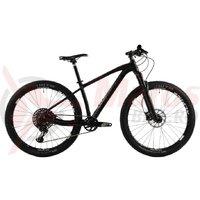 Bicicleta Devron Vulcan 3.7 27.5 neagra 2018