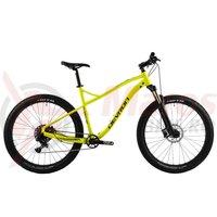 Bicicleta Devron Zerga 2.7 verde 2018
