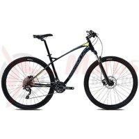 Bicicleta Devron Zerga D4.7 acid black 2017