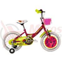 Bicicleta DHS 1602 Duchess roz 2017