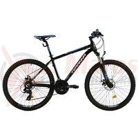 Bicicleta DHS 2625 neagra 2018