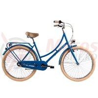 Bicicleta DHS 2636 Citadinne albastra 2019