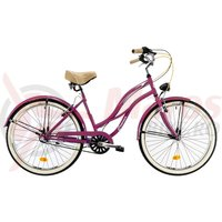 Bicicleta DHS 2698 violet 2019