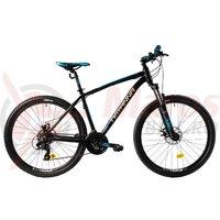Bicicleta DHS 2725 neagra 2018