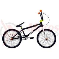 Bicicleta DHS BMX Jumper 2005 neagra 2018