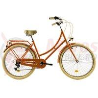 Bicicleta DHS Citadine 2634 26