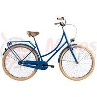 Bicicleta DHS Citadine 2832 albastra 2018