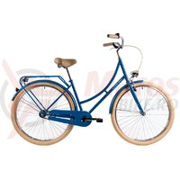 Bicicleta DHS Citadinne 2832 albastru 2019
