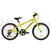 Bicicleta DHS Junior Teranna 2021 20 inch verde 2018