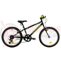 Bicicleta DHS Junior Teranna 2021 neagra 2018