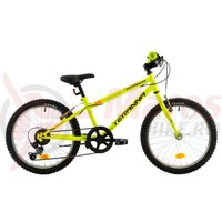 Bicicleta DHS Junior Teranna 2021 verde 2018