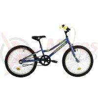 Bicicleta DHS Junior Terrana 2001 albastra 2018