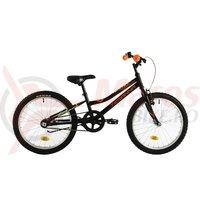 Bicicleta DHS Junior Terrana 2001 neagra 2018