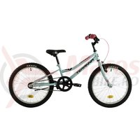 Bicicleta DHS Junior Terrana 2002 verde light 2018