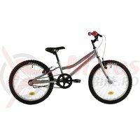 Bicicleta DHS Junior Terrana 2004 gri 2018