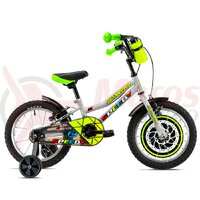 Bicicleta DHS Kids 1603 16' gri 2019