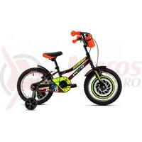 Bicicleta DHS Kids 1603 16' neagra 2019
