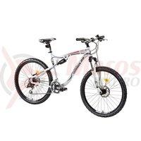 Bicicleta DHS Origin 2649 alba 2015