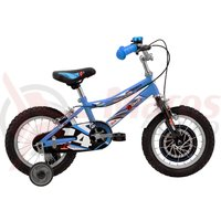 Bicicleta DHS Speed 1403 albastra 2017
