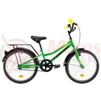 Bicicleta DHS Teranna 2001 verde 2019