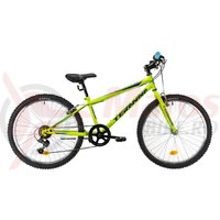 Bicicleta DHS Teranna 2421 verde 2019