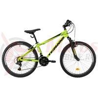 Bicicleta DHS Teranna 2423 verde 2019