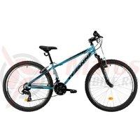 Bicicleta DHS Teranna 2623 albastra 2019