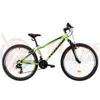Bicicleta DHS Teranna 2623 verde 2019