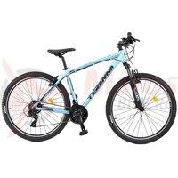 Bicicleta DHS Teranna 2723 albastra 2019