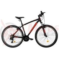 Bicicleta DHS Teranna 2723 neagra 2019