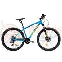Bicicleta DHS Teranna 2727 albastra 2019