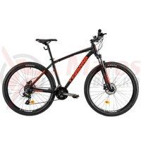 Bicicleta DHS Teranna 2727 neagra 2019