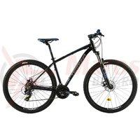 Bicicleta DHS Teranna 2925 neagra 2018